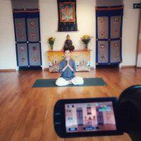Cours en ligne avec Karma Yoga